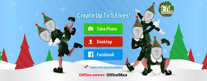 Hacer Felicitaciones De Navidad Por Internet.Felicitacion Video De Elfos Animado Personalizado Bailando